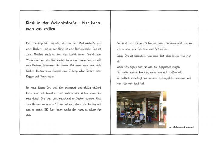 Klasse || Carl-Kraemer-Grundschule
