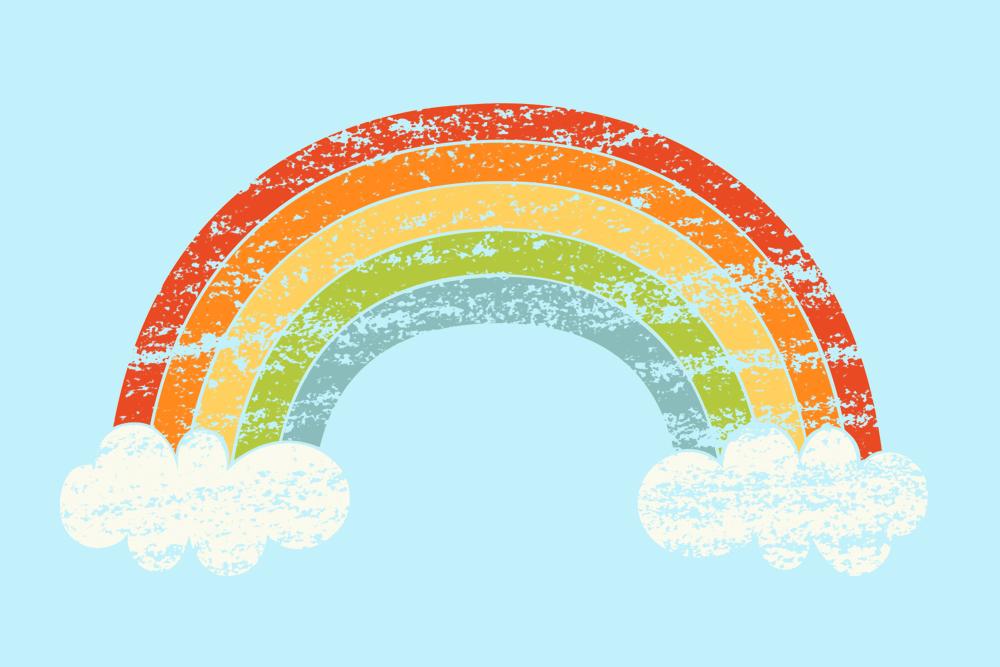 Regenbogen Gegen Corona Vorlage
